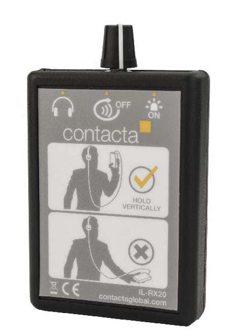 Contacta Loop Listener  With Headphones