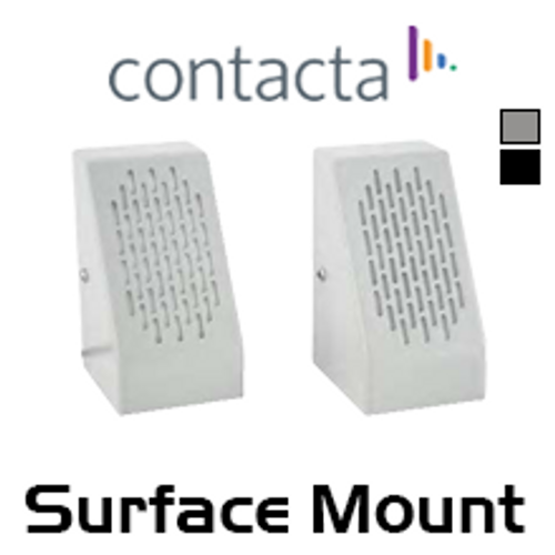 Contacta Surface Mounted Speaker & Microphone