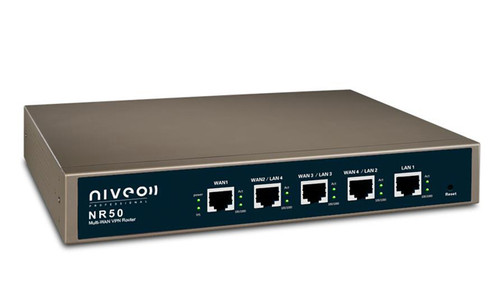 Niveo NR50 Multi-Wan Load Balancing VPN Router