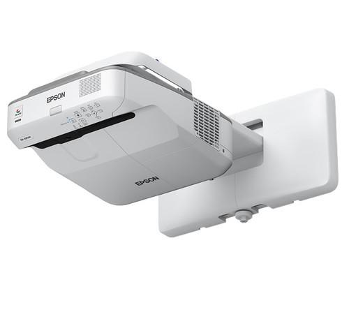 Epson EB-675Wi 3200 Lumen WXGA Interactive Ultra Short Throw Projector