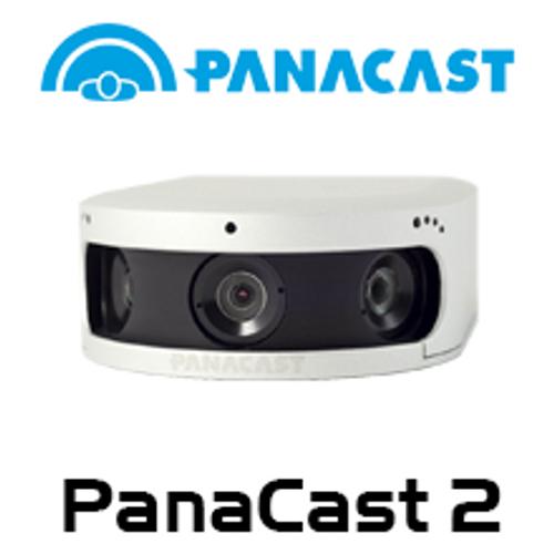 PanaCast 2 4K Ultra-Wide Panoramic PnP USB Video Camera