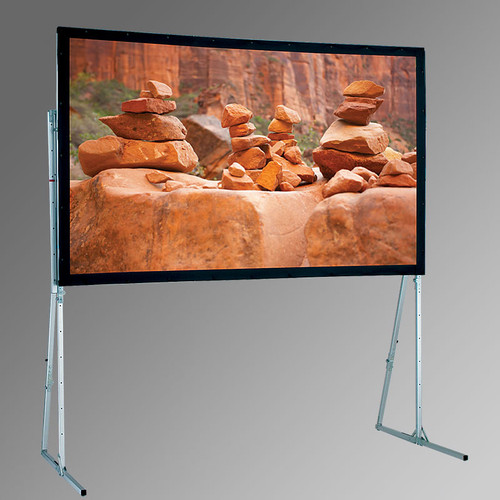 "Draper Ultimate Folding Portable Front / Rear Projection Screens (95-220"")"