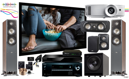 Boredom Breaker Home Theatre Package 12602