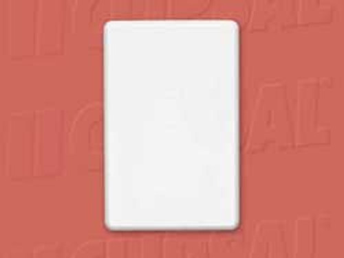 Clipsal C2000 Series Blank wallplate