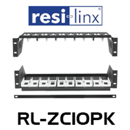 Resi-Linx RL-ZC10PK Rack Shelf Kit For HD-1600 Series Modulators