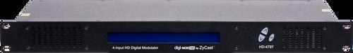 Resi-Linx HD-4797 DVBT Quad Input HD Modulator