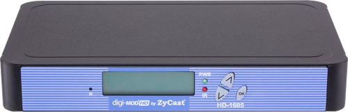 Resi-Linx HD-1605 DVBT Single Input HD Modulator With Audio Delay