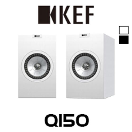 KEF Q150 Uni-Q Bookshelf Speakers (Pair)