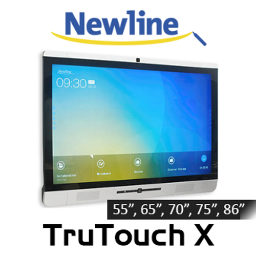 "Newline TruTouch X Video Conferencing Interactive Display (55""-86"")"