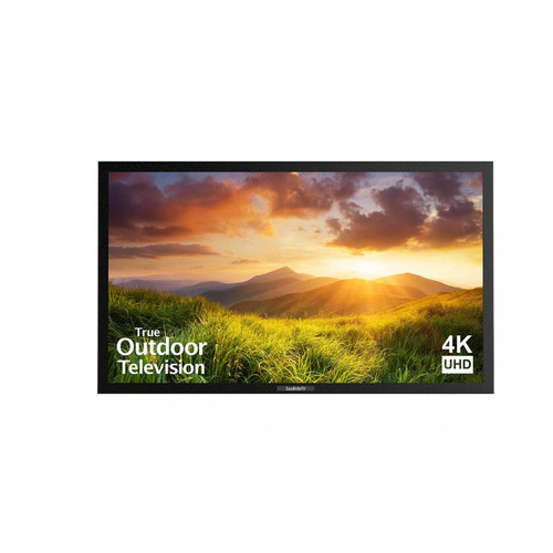 "SunBriteTV Signature Landscape 4K UHD All-Weather Outdoor Digital Signage (43""-75"")"