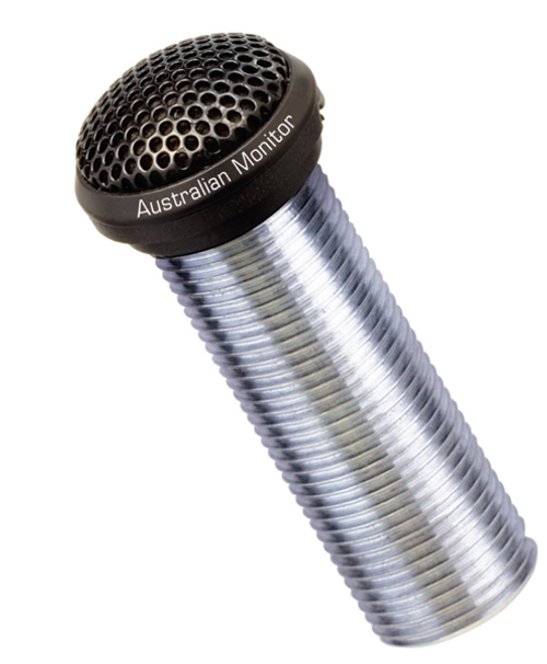 Australian Monitor IMFO Flush Mount Microphone Omni (3P XLR)
