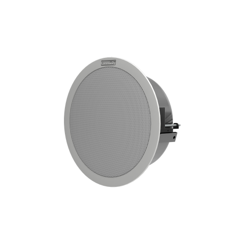 "Community D4LP 4.5"" 70/100V High Output Low Profile Coaxial In-Ceiling Speakers (Pair)"