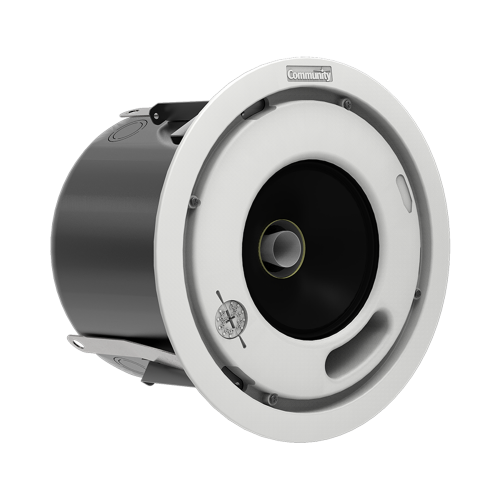 "Community D5 5"" 70/100V High Output Coaxial In-Ceiling Speakers (Pair)"