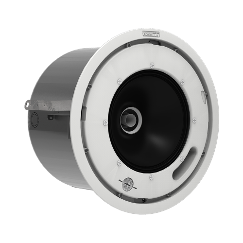"Community D8 8"" 70/100V High Output Coaxial In-Ceiling Speakers (Pair)"