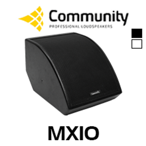 """Community MX10 10"""" Full Range Coaxial Stage Monitor (Each)"""