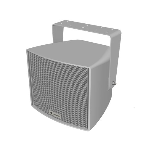"""Community R.35-3896 8"""" 70/100V Ultra-Compact Horn-Loaded Triaxial 3-Way Loudspeaker (Each)"""