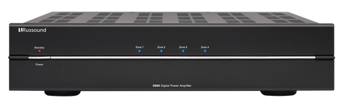 Russound D850 8-Channel 4 Zones 50W Digital Amplifier