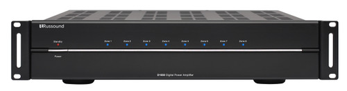 Russound D1650 16-Channel 8 Zones 50W Digital Amplifier
