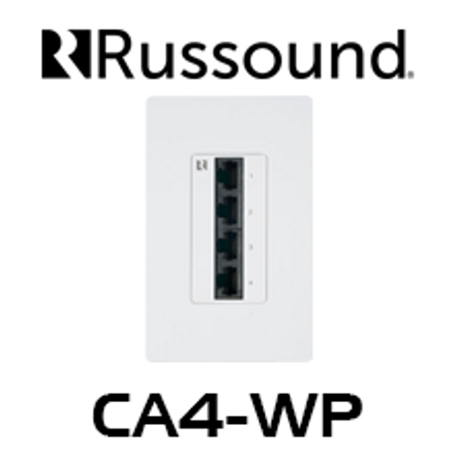 Russound CA4-WP Wall Port For CA4 Controller
