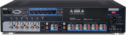 Russound CAA66 6-Source 6 Zones Multiroom Controller Amplifier