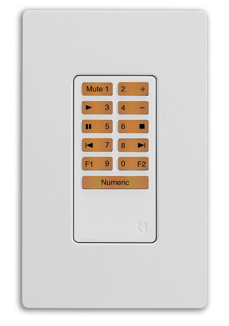 Russound KPSC Optional Source Control Keypad