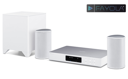 Pioneer Fayola FS-W50 Wireless Home Theatre System