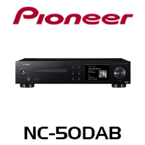 Pioneer NC-50DAB CD DAB+ All-In-One Audio Player