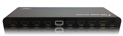 AVGear AVG-UDA8 1x8 4K Ultra HD HDMI 2.0 Splitter