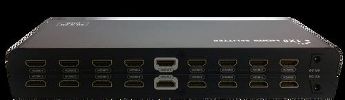 AVGear AVG-UDA8 1x8 4K Ultra HD HDMI 2.0 Splitter