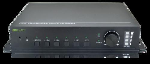 AVGear AVG-SC-51-TS 5-Input Mini Scaler With HDBaseT Output