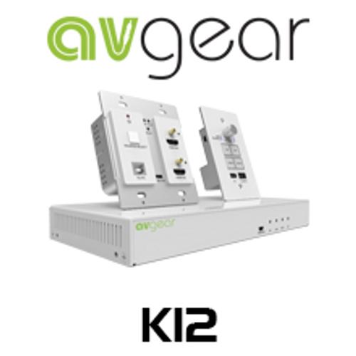AVGear AVG-K12 HDBaseT Educational Kit