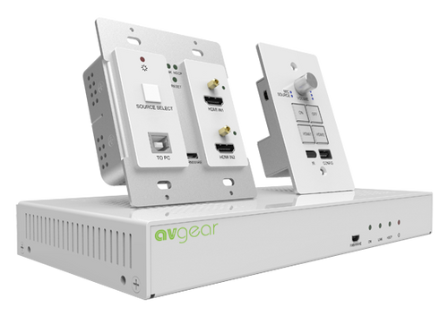 AVGear AVG-K12 HDBaseT Educational Kit