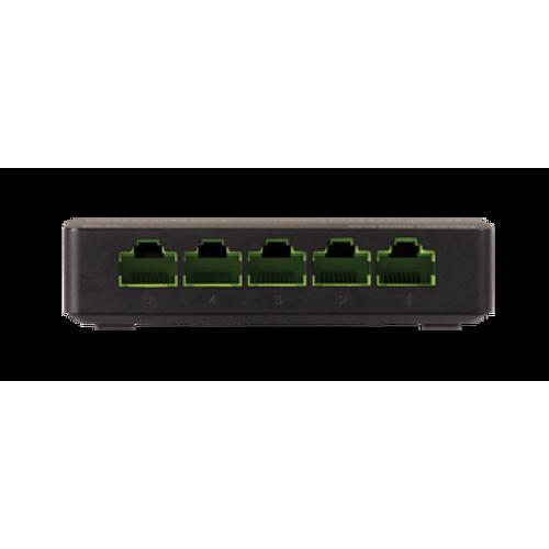 Luxul XGS-1008 5/8-Port Gigabit Desktop Switch