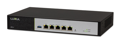 Luxul Epic 4 XBR-4500 Multi-Wan Load Balancing VPN Router