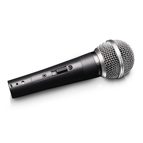 LD Systems D1006 Dynamic Vocal Microphone With Switch (3P XLR)