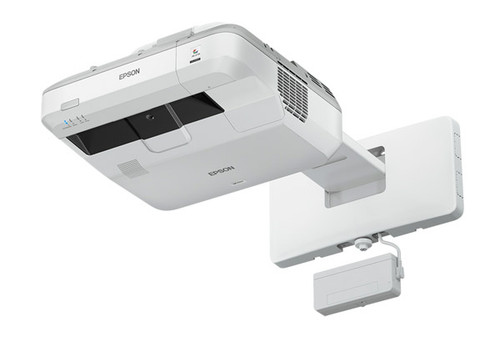 Epson EB-710Ui 4000 Lumen WUXGA Interactive Finger Touch Laser Ultra Short Throw LCD Projector
