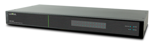 Luxul AV AMS-2624P 26-Port / 24 PoE+ Gigabit Managed Switch