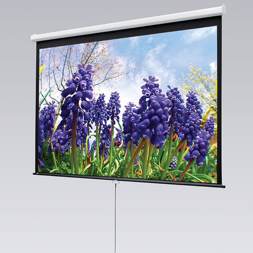 Draper XT1000E Luma 1:1 Manual Projection Screen (Matt White)