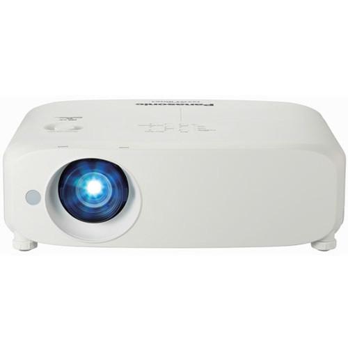 Panasonic PT-VZ585N WUXGA 5000 Lumens Digital Link Wireless Portable LCD  Projector 554de10ba562