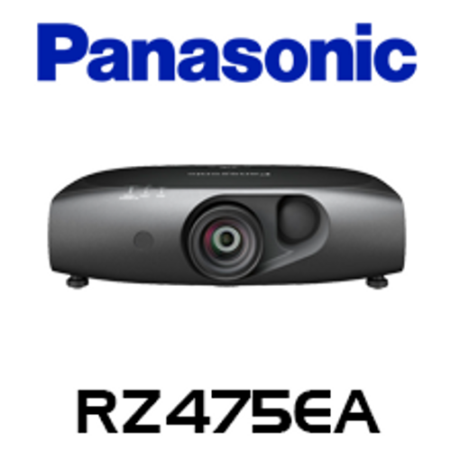 Panasonic PT-RZ475 Full HD 3000 Lumens Digital Link LED/Laser-Combined 1-Chip DLP Projector