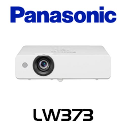 Panasonic PT-LW373 WXGA 3600 Lumens Portable LCD Projector