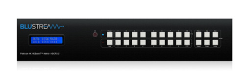 BluStream PLA88L-V2 8x8 4K UHD HDBaseT Matrix (up to 40m)