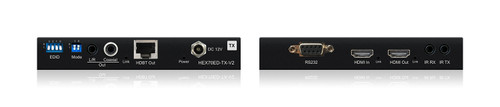 BluStream HEX70ED-TX-V2 4K HDBaseT Transmitter (40m)