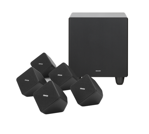 Denon SYS-2020 5.1 Home Theatre Speaker System