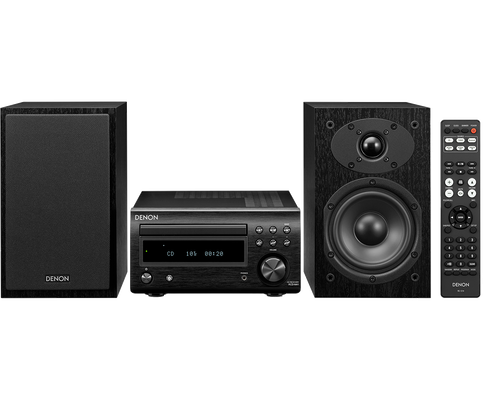 Denon DM41 CD Bluetooth Micro HiFi System