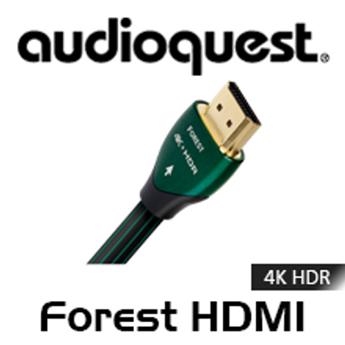 AudioQuest Forest 4K UHD HDR HDMI 2.0 Lead