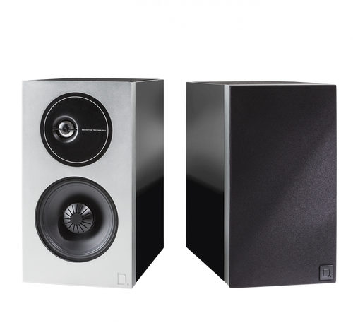 Definitive Technology Demand D9 High-Performance Bookshelf Speakers (Pair)