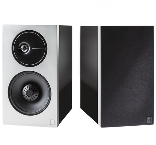 Definitive Technology Demand D11 High-Performance Bookshelf Speakers (Pair)