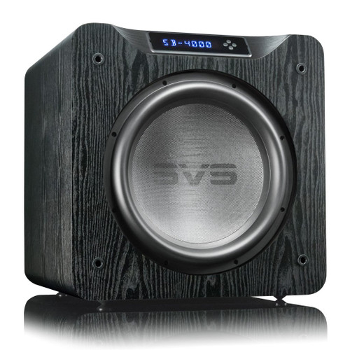 "SVS SB-4000 13.5"" 1200W Sealed Subwoofer"