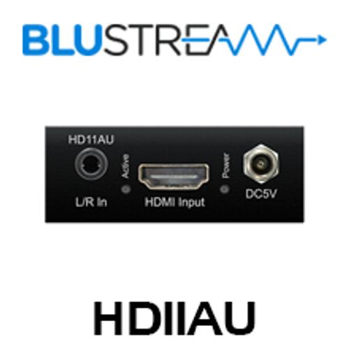 BluStream HD11AU HDMI Audio Embedder / De-Embedder